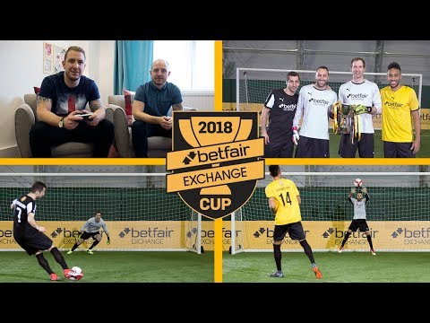 Betfair Exchange Cup: Arsenal penalty shootout