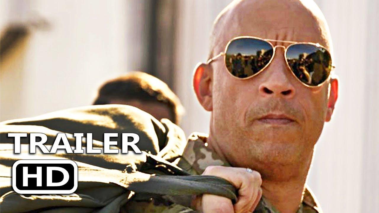 BLOODSHOT Teaser Trailer (2020) Vin Diesel Movie - YouTube