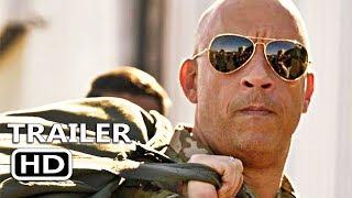 BLOODSHOT Teaser Trailer (2020) Vin Diesel Movie