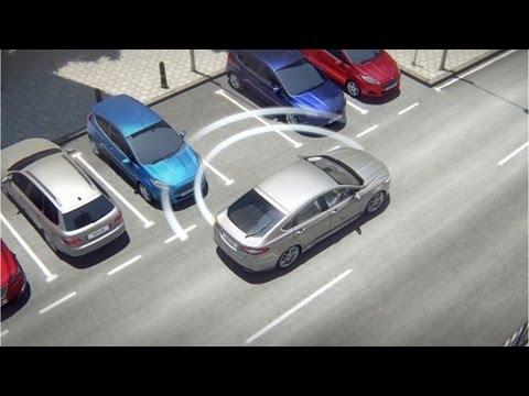 Как парковаться в автоматическом режиме [автопарковщик(Ford)]? (Я и Авто)