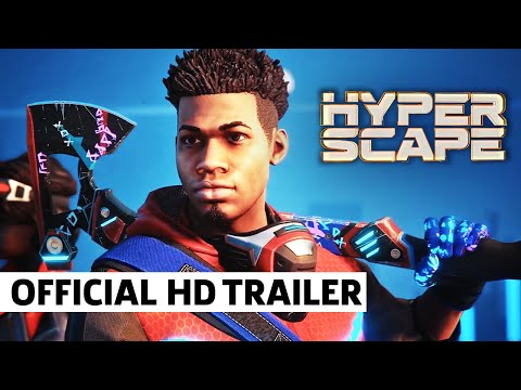 Hyper Scape - Official Gameplay Overview Trailer