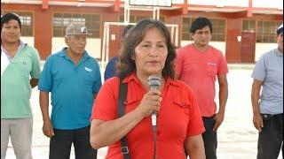 El Frente de Defensa de Tocache ya tiene nuevo Presidente, se trata de la Sra. Gladis Gamarra Inacio