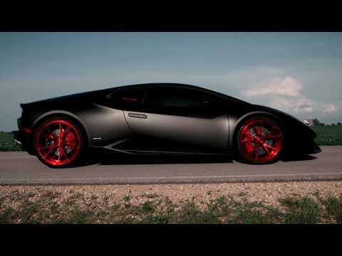 GTHAUS Presents: Project Nero Nemesis Lamborghini Huracan LP610-4