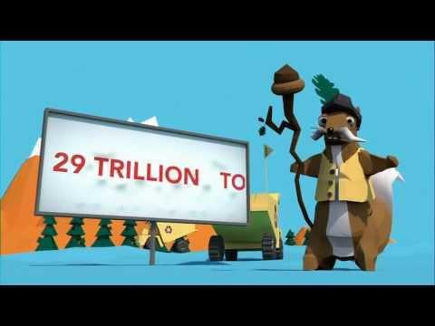 Youtube preview av filmen Takk - Gjør mer - resirkuler!