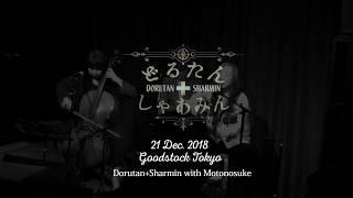 Museo - どるたん+しゃあみん with 素之助 Goodstock Tokyo 2018年12月2...
