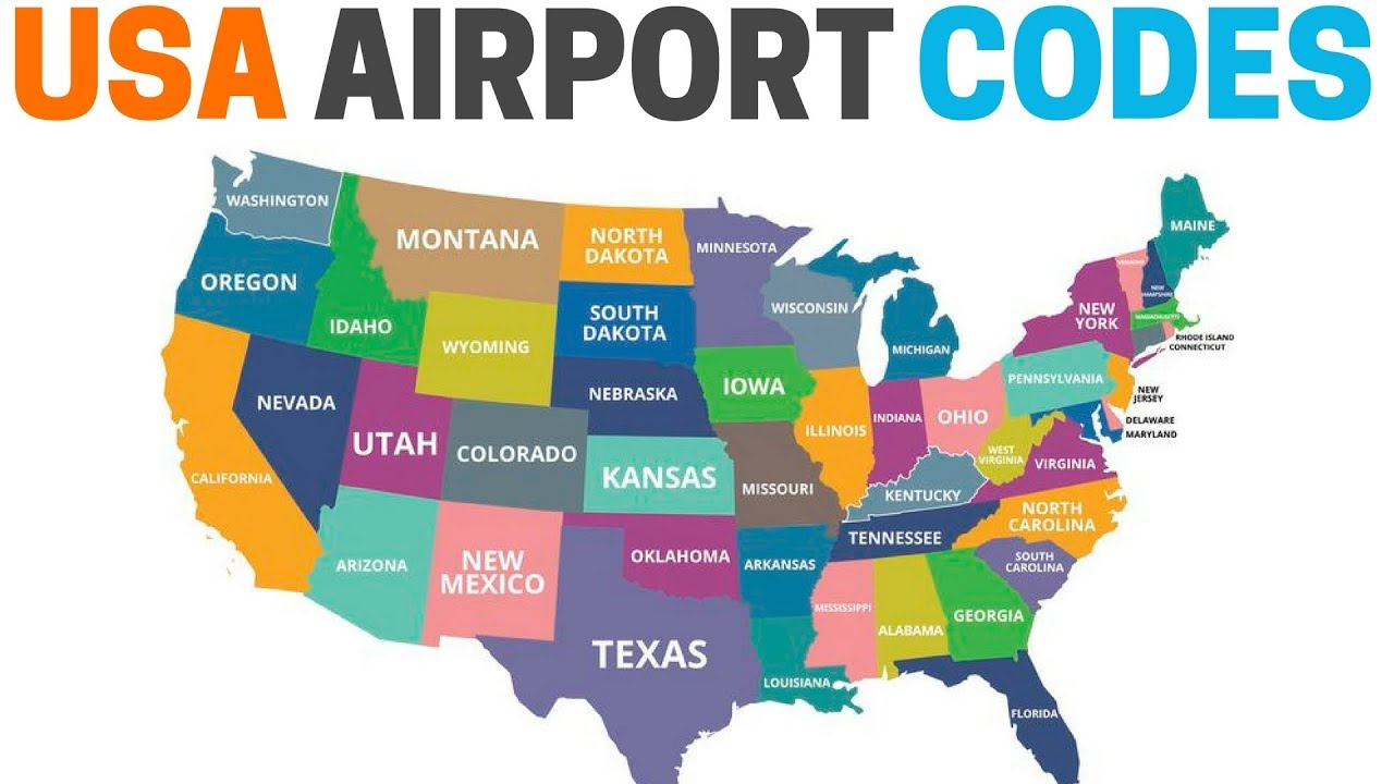 How Well Do You Know The US Airport Codes ???? - YouTube