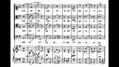 Tchaikovsky - Hymn of the Cherubim, Op. 41