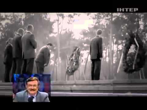Пороблено в Украине - Янукович и венок видео –