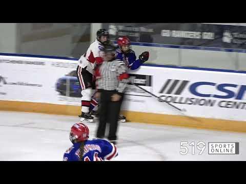 PWHL - Ottawa Lady Senators vs K-W Rangers