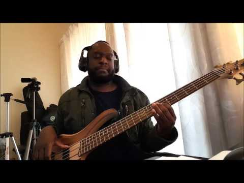 Maduvha Madima - Your Mercy Bass Cover