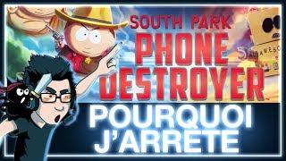J'ARRETE SOUTH PARK PHONE DESTROYER