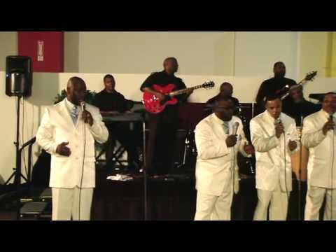 -Silent Night- The Temptations version - Performance by The Voices,