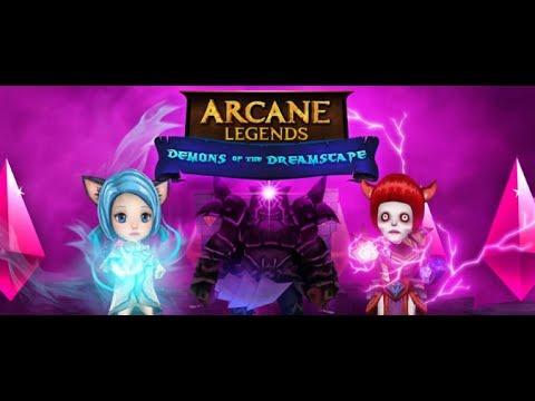 Arcane Legends Dreamscape Guide