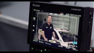 Behind the scenes of Kevin Harvick's 'millennial' day