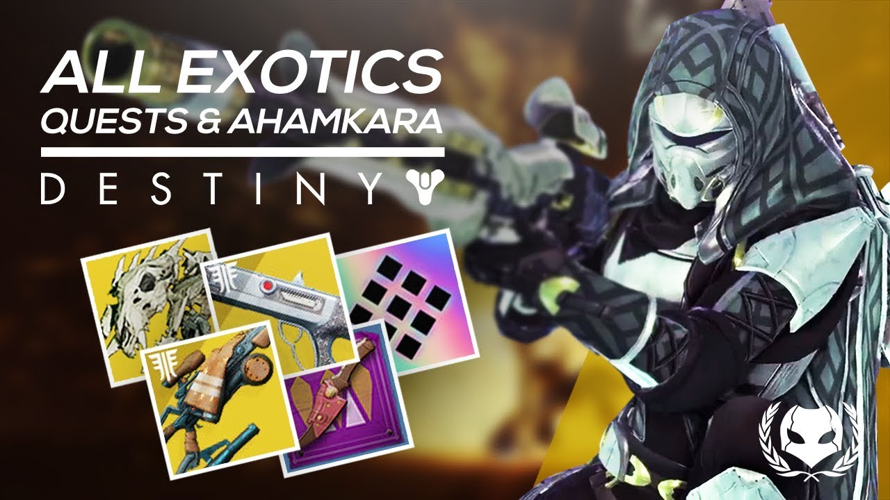 Destiny 2: All Forsaken Exotics! Chaperone, Queenbreakers Bow & Lord of  Wolves Returns!