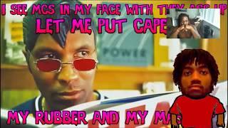 Gulley Boy Suspect Rap Lyrics Part 2 Reaction With Mr.Jones