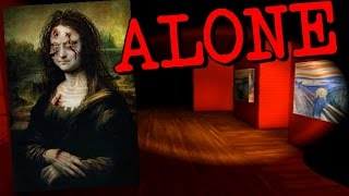 "Alone - The Horror Game [German/Facecam]: ""Kultur-Schock""!"