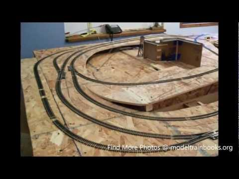 How To Build a Model Train Layout