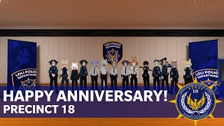LPD's One Year Anniversary - VRChat - Loli Police Department