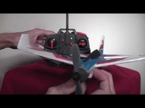 Airhogs Sky Stunt Review-plus-Airshow Stunt Ride