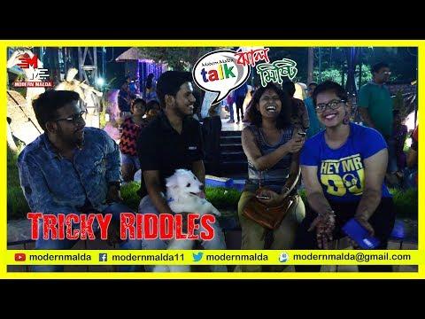 Talk Jhal Misti [Ep-18] Street Challenges, Riddles