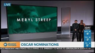 2018 Oscar Nominations (1 of 2)
