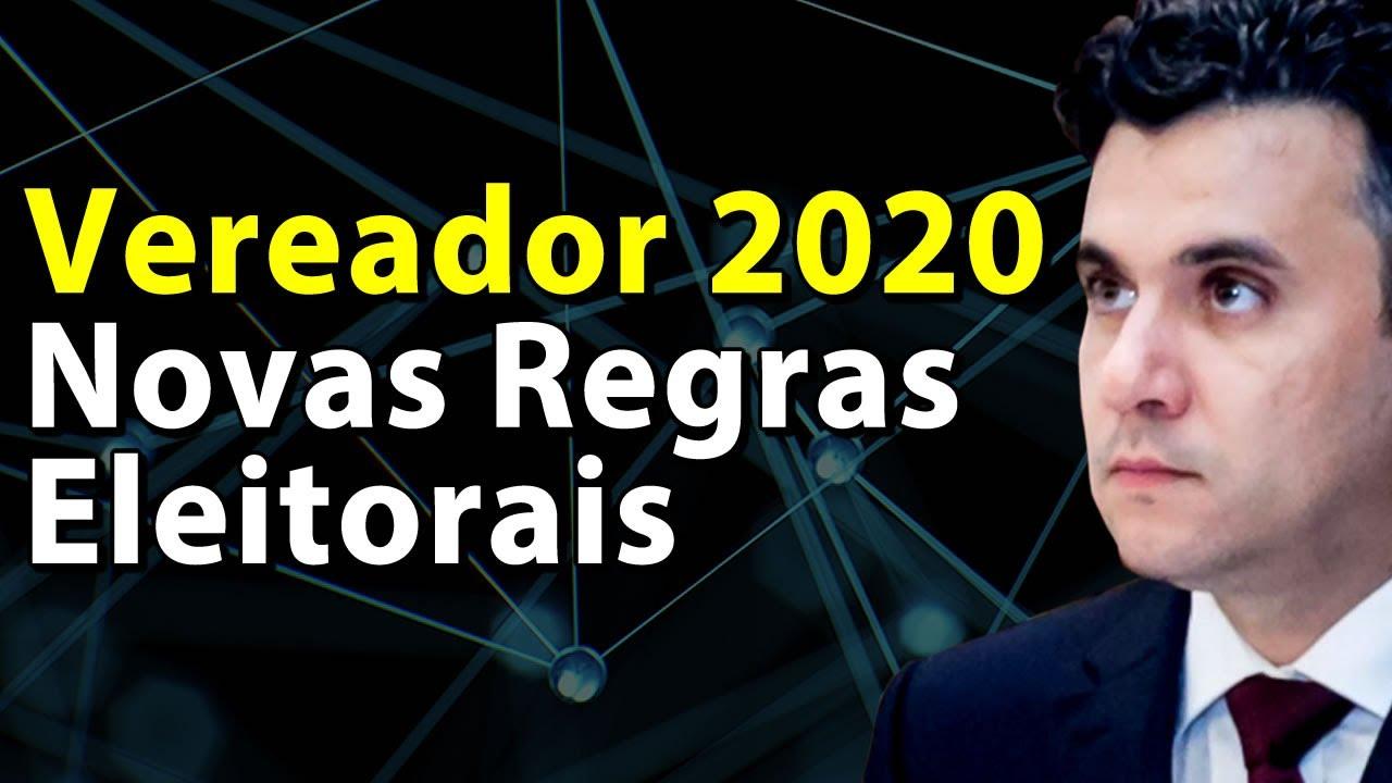 Vereador 2020 e as Novas Regras Eleitorais | Flávio Aurélio ...