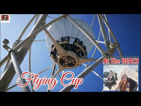 Flying Cup 2020 | Experience 360 Panoramic View of Dubai for 10$ Bucks!!