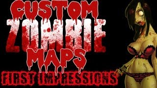 Custom Zombie Map First Impressions #87 Ruins | Sacrificial Ending FTW!!!
