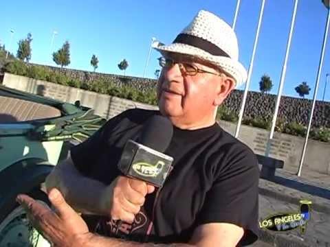 entrevista canal 2 Los Angeles