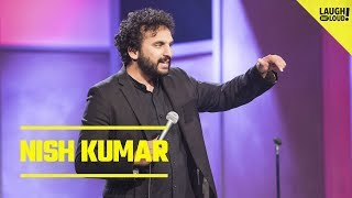 Nish Kumar Is Excited For A Non-White James Bond | Just For Laughs