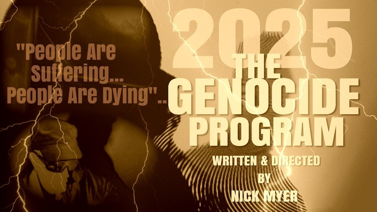 2025 THE GENOCIDE PROGRAM