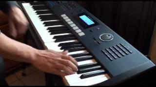 KURZWEIL PC3 - Rock Organ