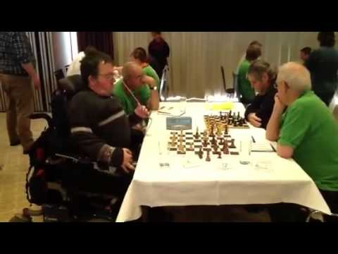 Dresden, Germany 1st World Chess Championship for Disabled