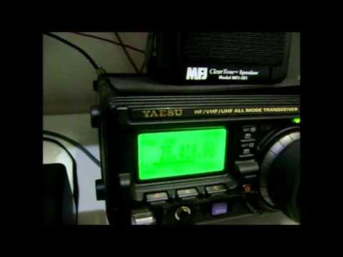 eSSB PU2VLW - Utilizando equipamentos Behringer e Break