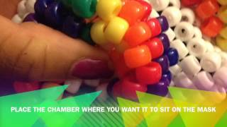 Repeat youtube video Kandi Gas Mask Tutorial Pt. 2