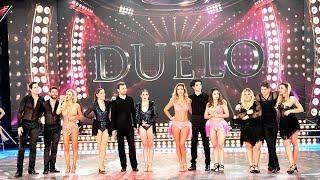Cuatro parejas bailaron el duelo de la #SalsaDeTres