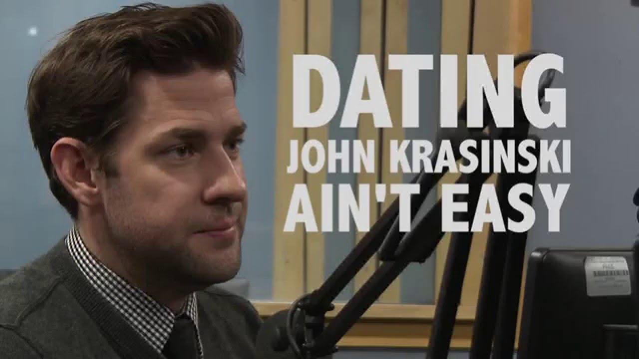 who is john krasinski dating 2011