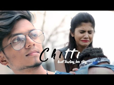 Chitti - Jubin Nautiyal ( Cover ) | Heart Touching Love Story