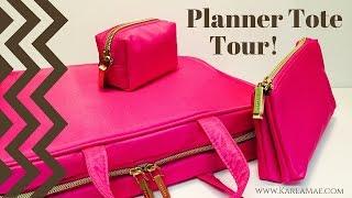 Planner Supply Storage Tote Tour