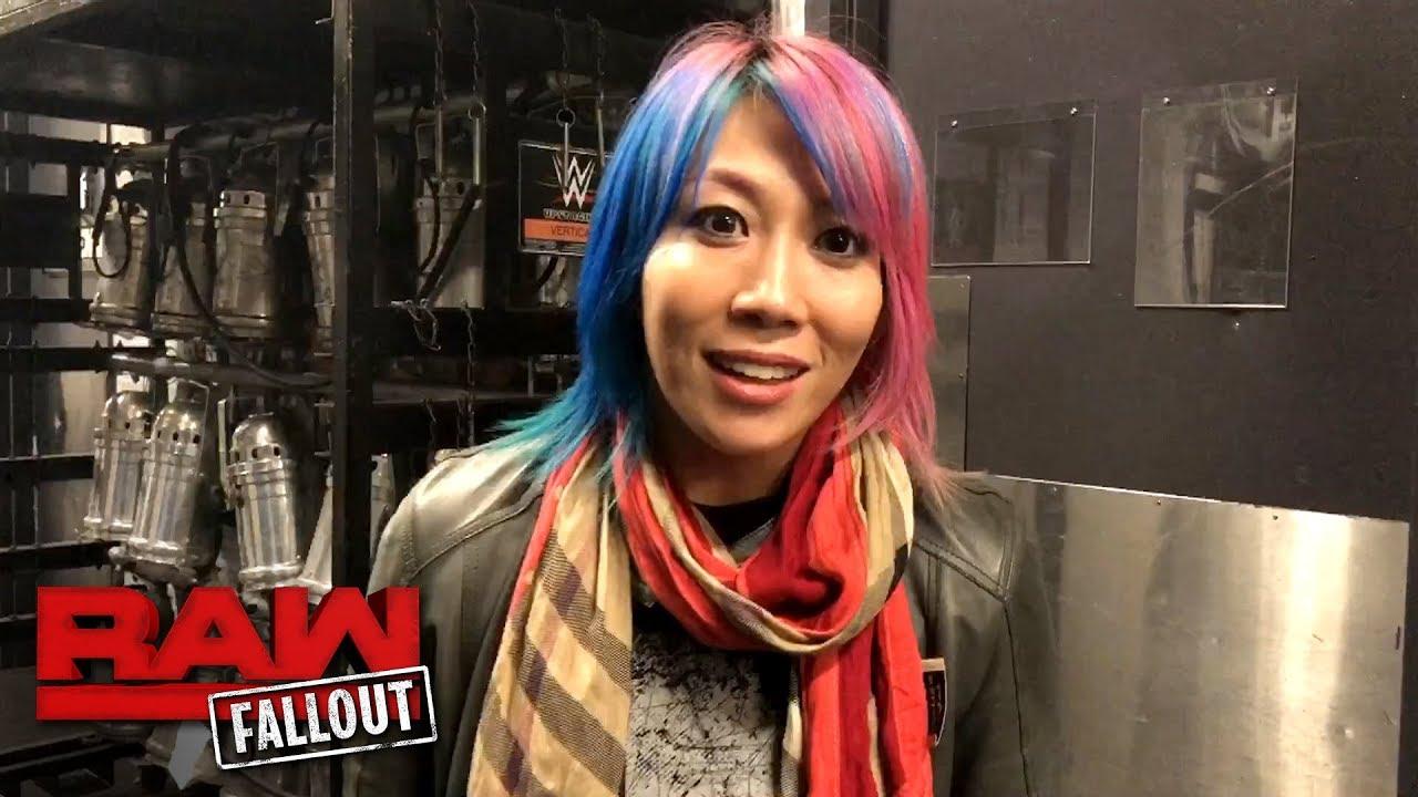 The Women's Royal Rumble Match isn't ready for Asuka: Raw Fallout, Dec. 19, 2017