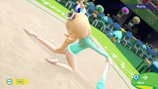 Mario and Sonic Rio Olympic Games *Hot and Sexy Rosalina*