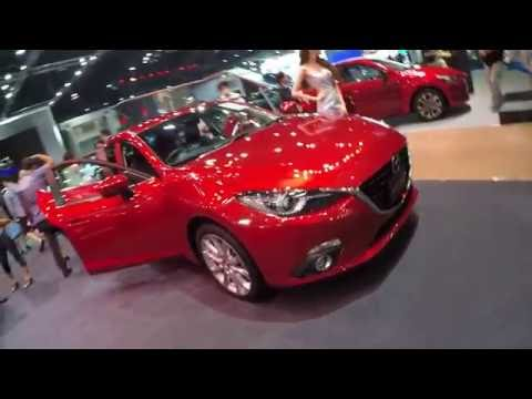 New Mazda 3 Sedan VS Mazda 3 Hatchback 2016, 2017