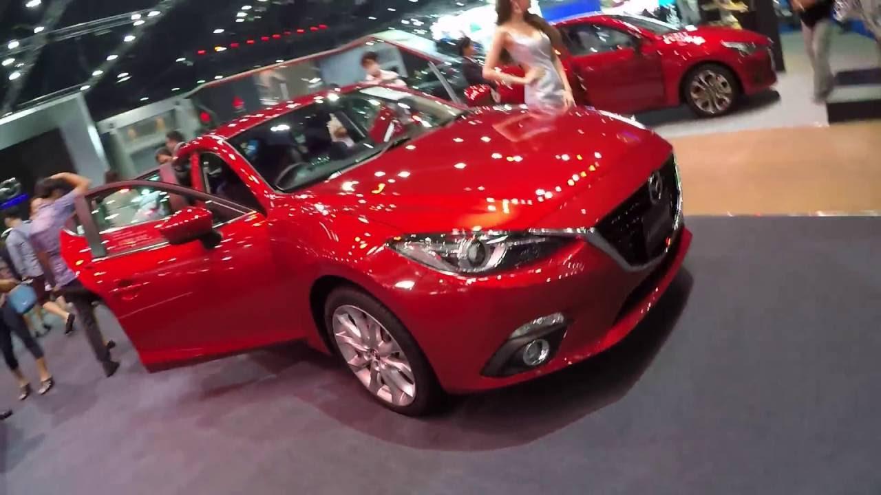 New Mazda 3 Sedan VS Mazda 3 Hatchback 2016, 2017   YouTube