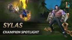 Sylas Champion Spotlight | Gameplay - League of Legends