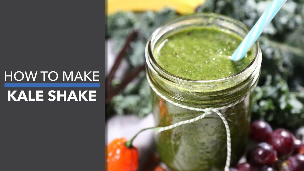 how to make a shake