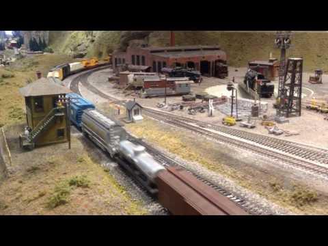 Medina train museum