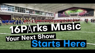 16Parks Music - Custom Marching Band Shows