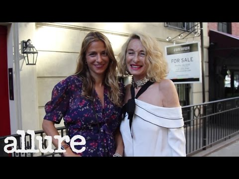 Charlotte Ronson & Her Mom Talk Self Esteem and Individuality | Allure
