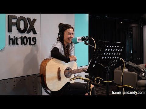 Amy Shark performs 'Drive You Mad' acoustically